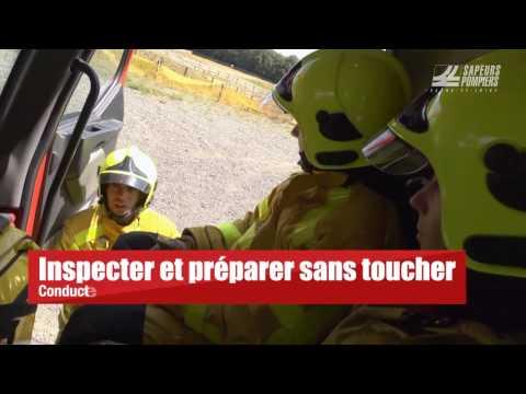RESCATE VEHICULAR: PROCEDIMIENTO CON VEHICULO HYBRIDO DE SAPEURS POMPIERS - FRANCIA