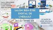 Salon bien-être digital de l'Hérault