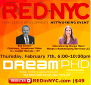 RED NYC Networking Party