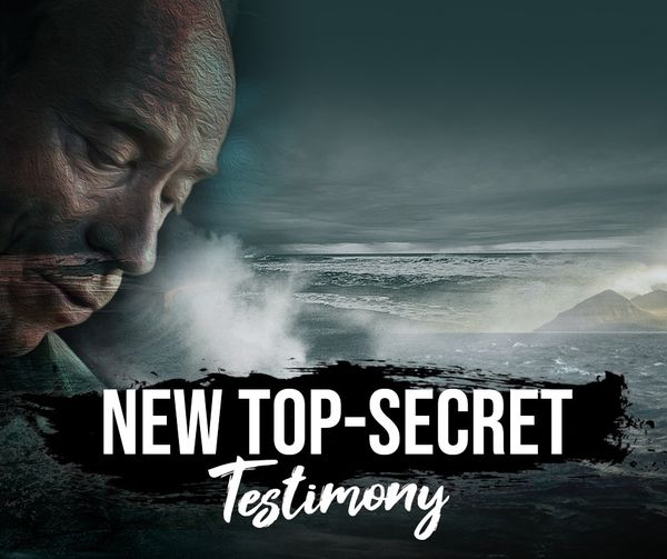 Video: New Top-Secret Testimony - Craft pulled from the Ocean