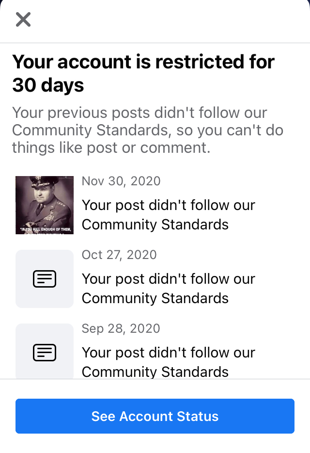No censorship here!