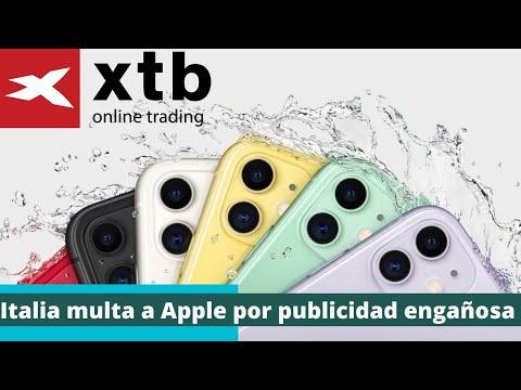 Video Análisis: Italia multa a Apple por publicidad engañosa