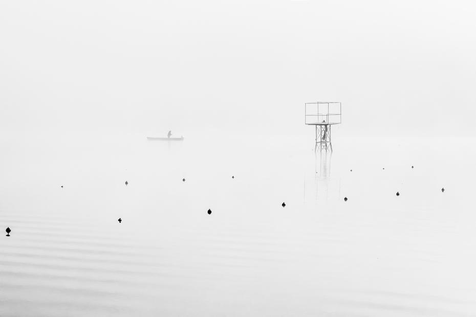 Μια μέρα με ομίχλη στη λίμνη  IV