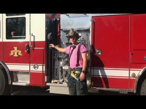 Glenside, PA Engine 1 Attack Line Review