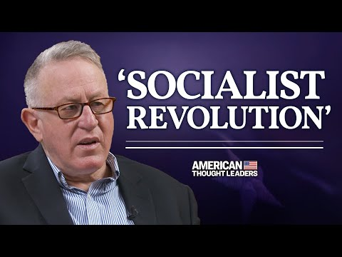 Trevor Loudon: America's 'Unfolding Socialist Revolution' & Connections to China's Communist Party