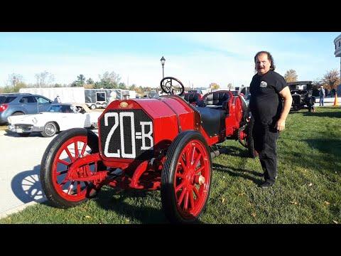 1907 FIAT Targa Florio Corsa