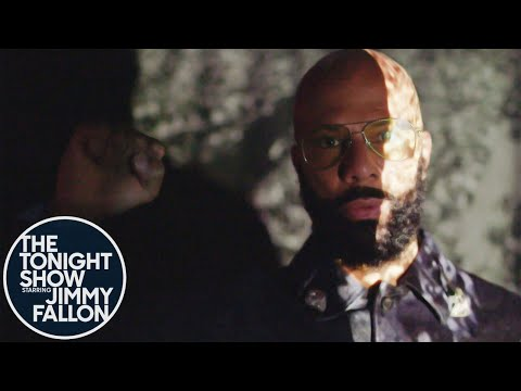Common – Say Peace (feat. Black Thought & PJ) (Live on The Tonight Show)