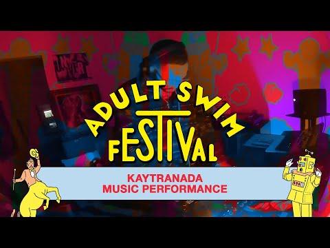 Watch Kaytranada's Full DJ Set From Adult Swim Festival 2020