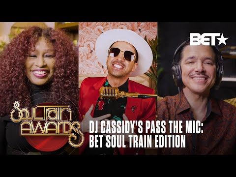 Chaka Khan, El DeBarge & More Join DJ Cassidy As They Perform Classics!   DJ Cassidy's Pass the Mic