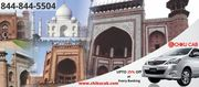 Car Rental Service in Agra with Verified Drivers