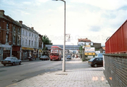 Harringay Bridge & Harringay Sauna 1980s