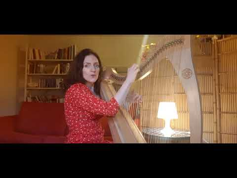 La Déclaration d'Amour par Françoise Stella Marquet, harpiste