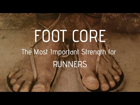 Most Important Strength for Runners: Foot Core (FOLLOW ALONG COACHING + heel striking, run form)