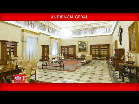 Audiência Geral  02 de dezembro 2020 Papa Francisco