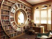 BIG bookshelves