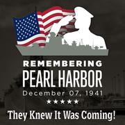 Remember Pear Harbor