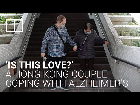 'Is this love?' asks Hong Kong husband caring for wife with Alzheimer's disease