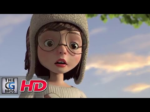 "CGI **Award-Winning** 3D Animated Short : ""Soar"" - by Alyce Tzue"