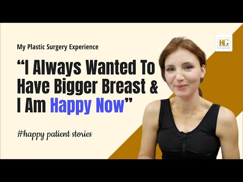 Ms Alina from Russia shares Her Experience of Breast Augmentation Procedure with Dr Rajat Gupta