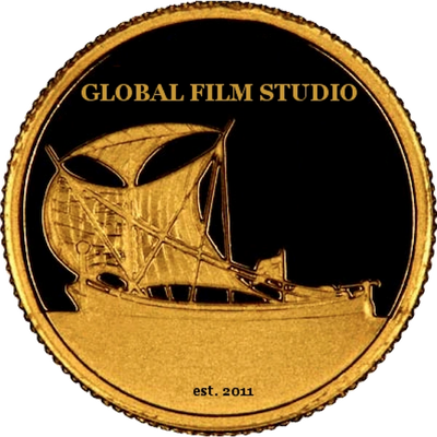 Global Film Studio Private Social Network Logo