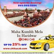 Car Rental Taxi Service in haridwar Kumbh Mela 2021-Chiku Cab
