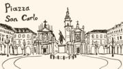 意大利都靈聖卡羅廣場