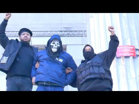 """New Web Series """" The Bullet To the Ballot"""" ( Necessary Justice) JAN 2021"""