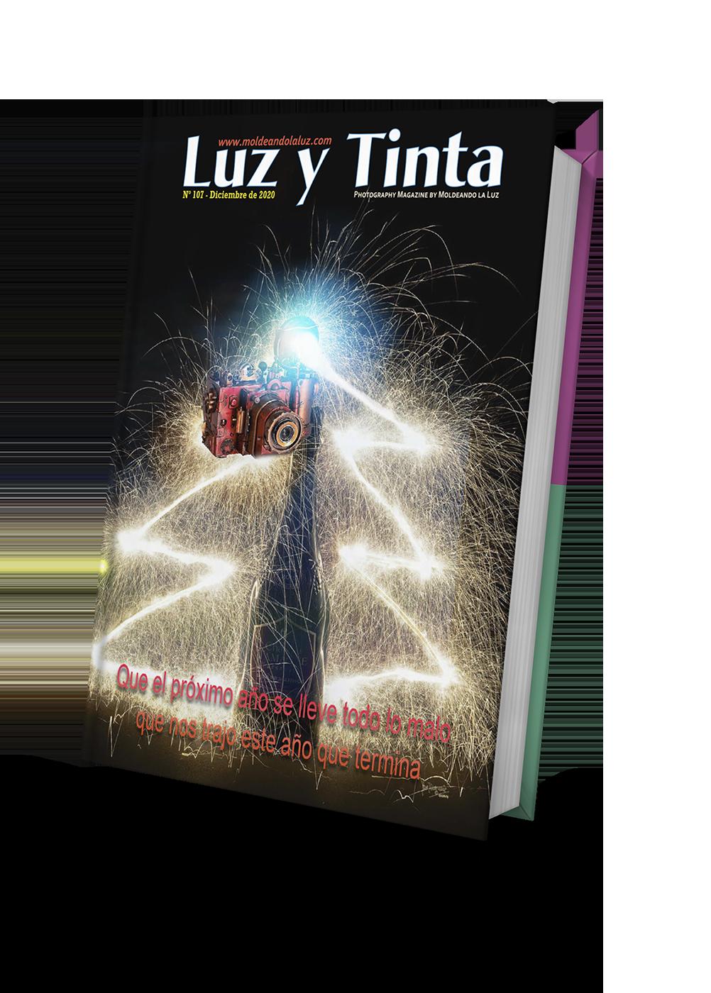 Luz y Tinta Nº107 Diciembre 2020
