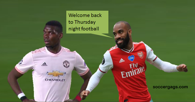 Welcome back..
