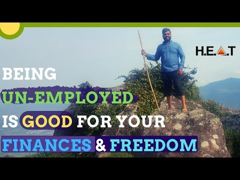 Being Unemployed Is Good For Your Finances and Freedom | High End Affiliate Training