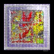Test December 2020 d, canvas, signed 06