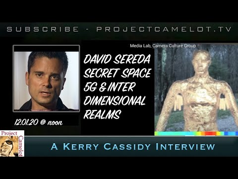 DAVID SEREDA 2: SECRET SPACE, 5G AND INTERDIMENSIONAL REALMS