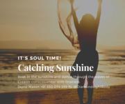 catching sunshine on fb
