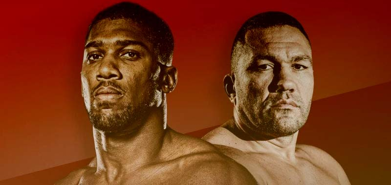 Anthony Joshua vs Kubrat Pulev Coming