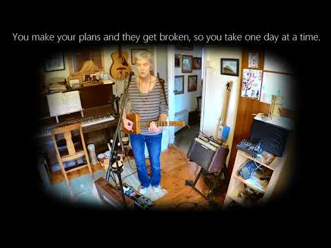 Lost Together - with 3 String Cigar Box Guitar