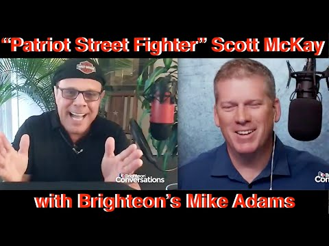 Scott McKay & Brighteon's Mike Adams Discuss Emerging Events-US Presidential Election Battle 12.2.20