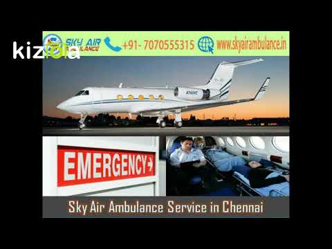 Utilize Sky Air Ambulance in Kolkata with World Level Medical Feature