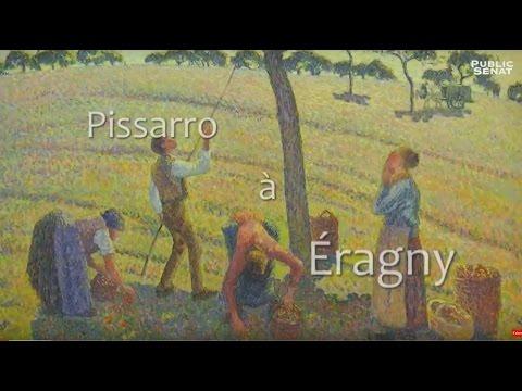 Camille Pissarro à Eragny - Reportage (26/03/2017)