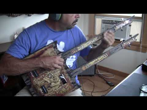 2 reasons to get a swamp witch guitar