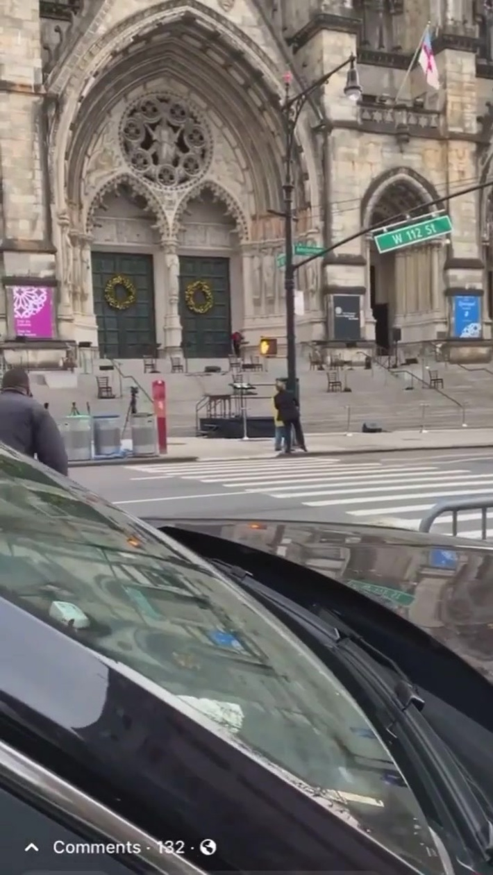 NYPD shoots & kills a man