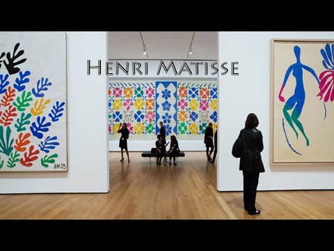 Henri Matisse Masterpiece Collection
