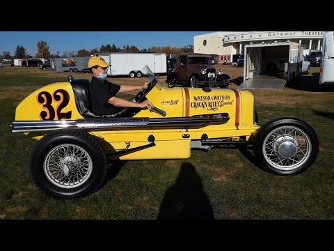 1933 Ford - Riley Sprint Car Watson & Watson Crack'n Riley Special