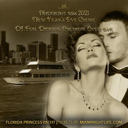 Midnight Kiss Hollywood Beach Dinner Cruise NYE 2021