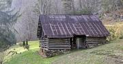 A Cherokee Barn