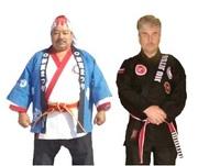 World International Combat Martial Arts Society, Organization.
