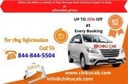 Best Taxi Service from Chennai Airport to Ooty-Chiku Cab-Christmas 2020