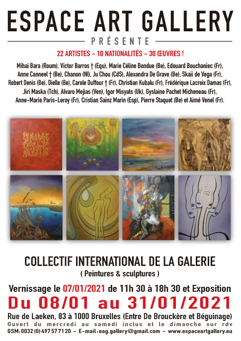 Collectif international Affiche