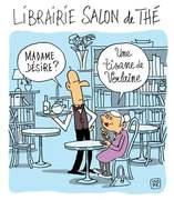 Librairie Salon de Thé