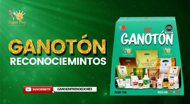 GANOS TIPS Y GANOTÓN RECONOCIMIENTOS / RAFAEL DIAZ