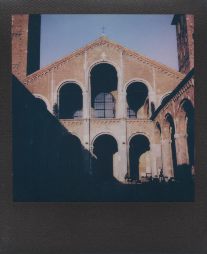 Summer Shadows (Milano 2020 series)